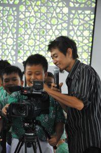 Career Day-Cameraman
